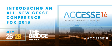 Introducing an All-new CESSE Conference for 2016